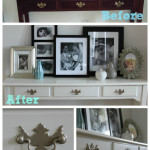 Console Table Facelift!