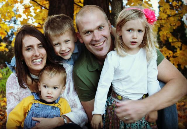 Quick Family Photo Shoot