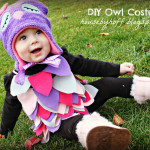 Last Minute Halloween Decor + My Cute Little Owl