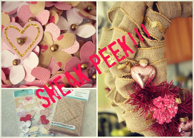 Valentine Week…A Sneak Peek!