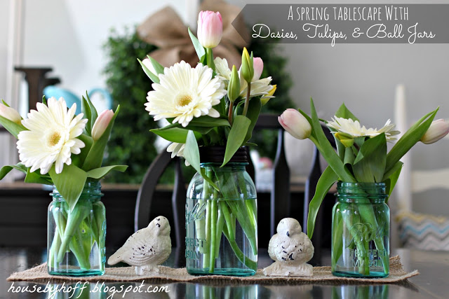 A Spring Table Scape