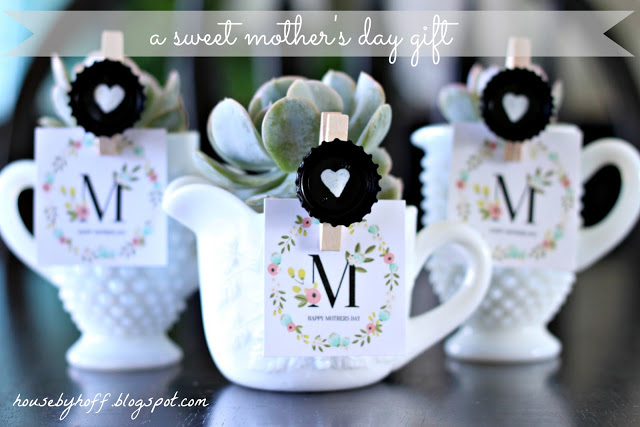 A Sweet Mother's Day Gift