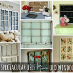 7 Spectacular Uses For Your Old Windows!