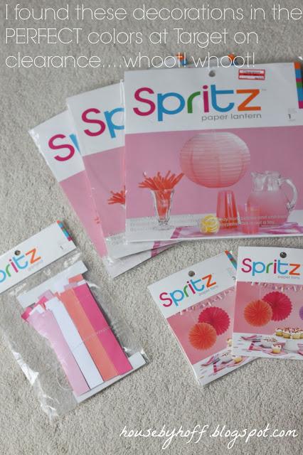 Spritz party paper lanterns.
