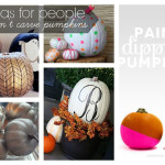 Ways to Decorate a Pumpkin!