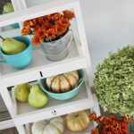 Three-Tiered Wood Trays {Thrifty Upcycle!}