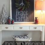 Ballard-Inspired Holiday Chalkboard {$30 Thursday!}