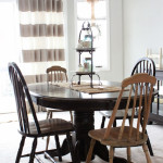 Decorating in January: Mix & Match Chairs
