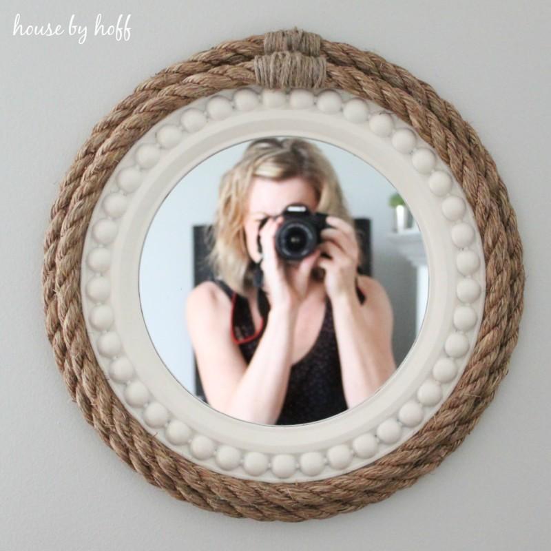 rope mirroar