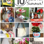 10 Awesome Ideas for Summer