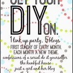 Get Your DIY On: Knock Off Decor