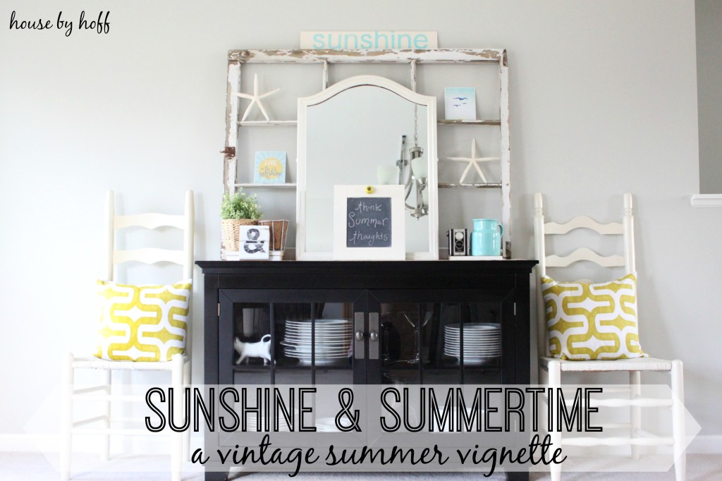 vintage summer vignette1