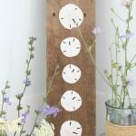 DIY Seashell Plank