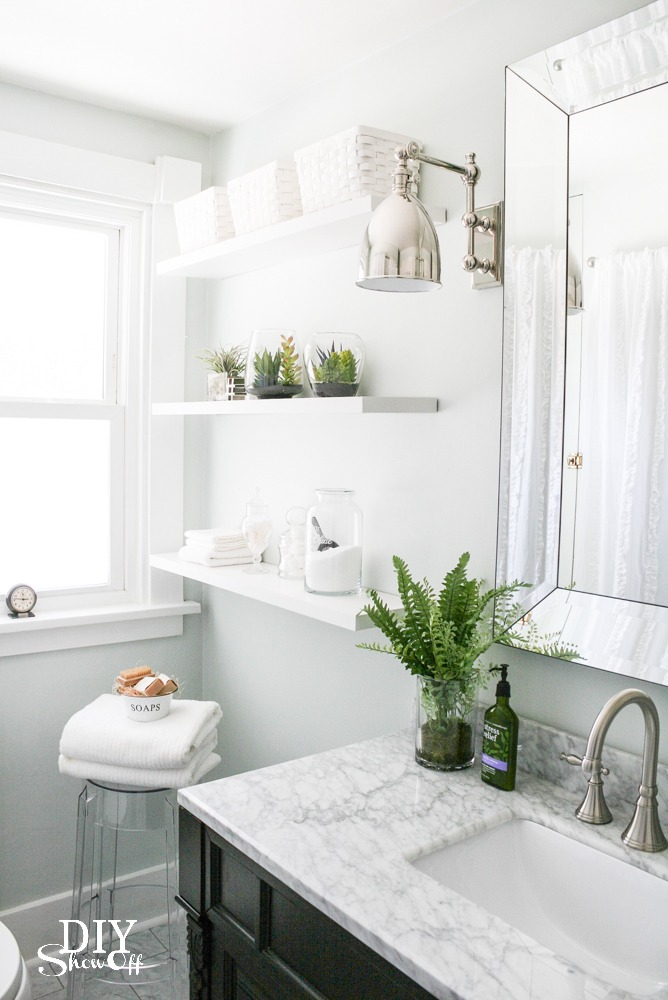 Bathroom Makeovers - Diyshowoff Bathroom Makeover