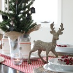 A Very Merry Christmas Holiday Home Tour {Holiday Home Tour Part 1}