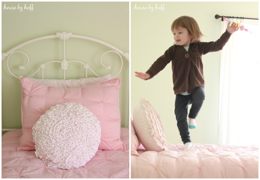 Ideas for Decorating a Little Girl's Room 2