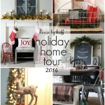 Christmas Home Tour {Holiday Home Tour Part 2}