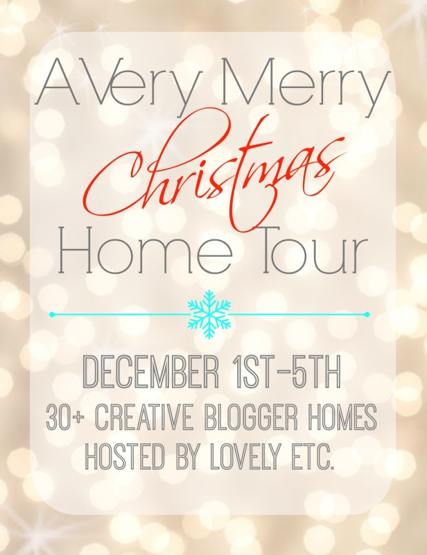 a very merry christmas home tour 5 (2)