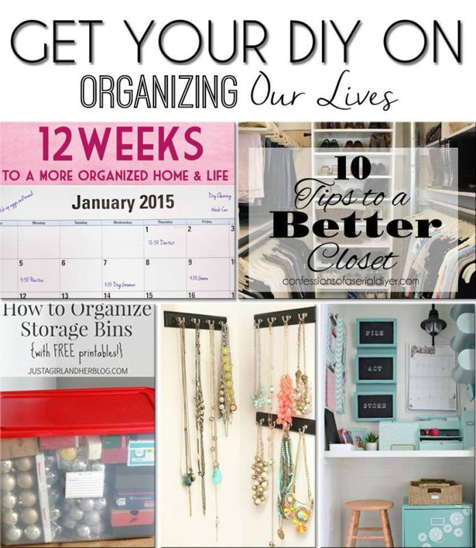 Organizing Our Lives