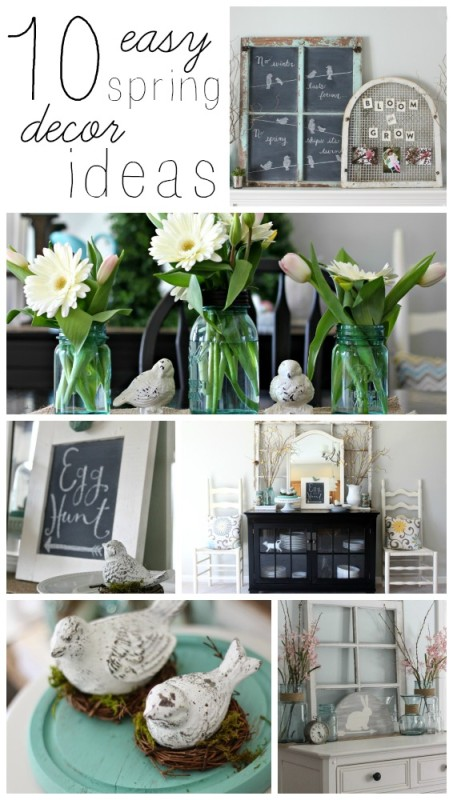 10 Spring Decor Ideas To Kick The Winter Blahs House By