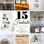 15 Fantastic Neutral Decor Projects