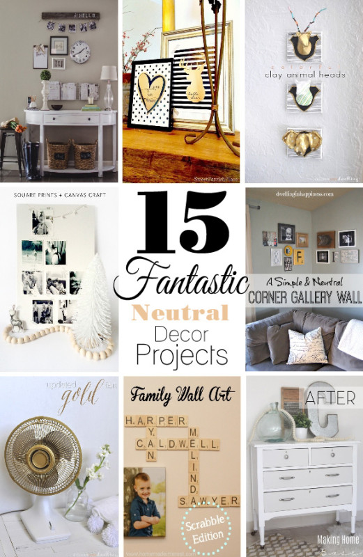 15-Neutral-Decor-Projects