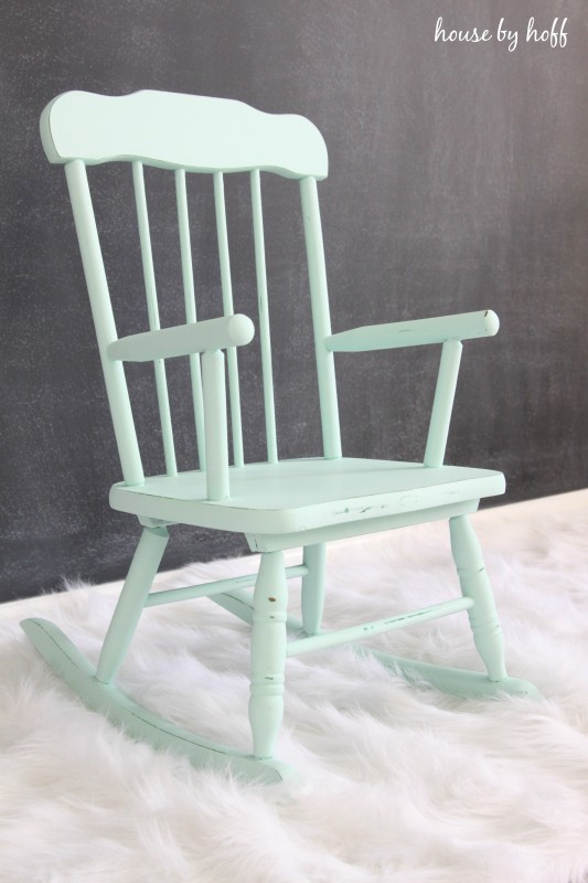 Thoughts on Painting Furniture via House by Hoff
