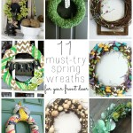 11 Must-Try Spring Wreaths For Your Front Door