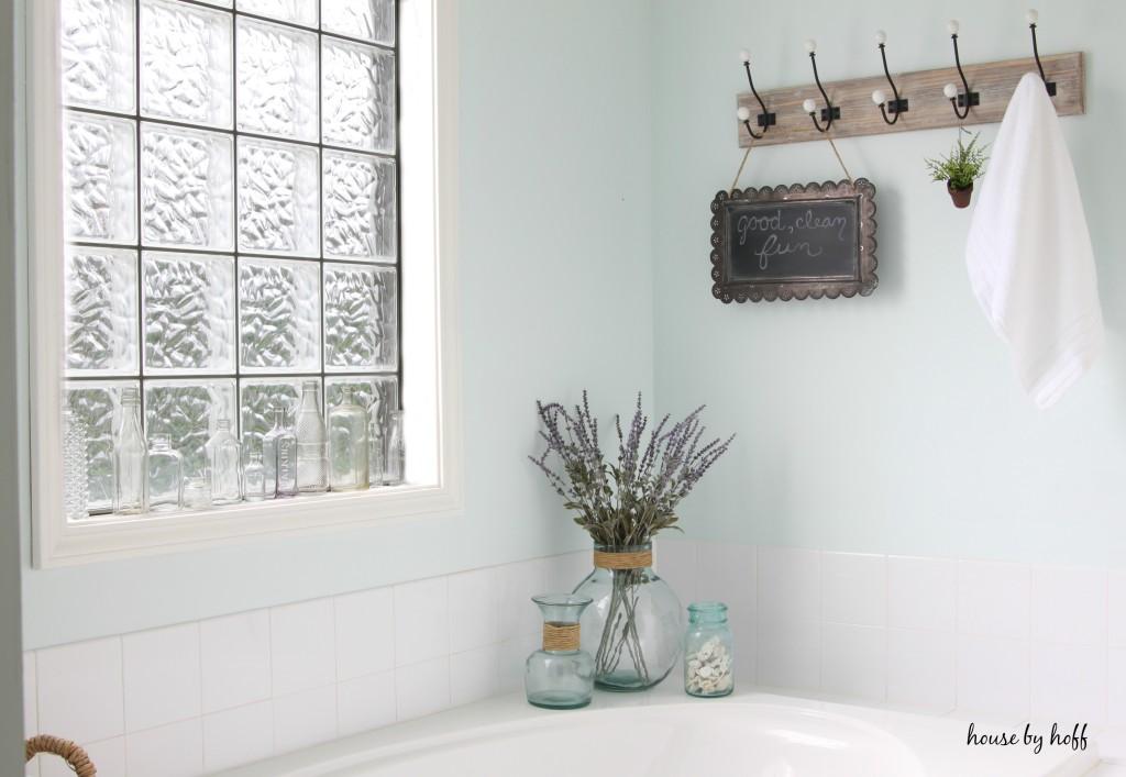 Master Bath via House by Hoff5