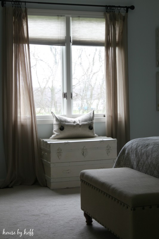 Decorating the Master Bedroom: Mixing the Old and New via House by Hoff