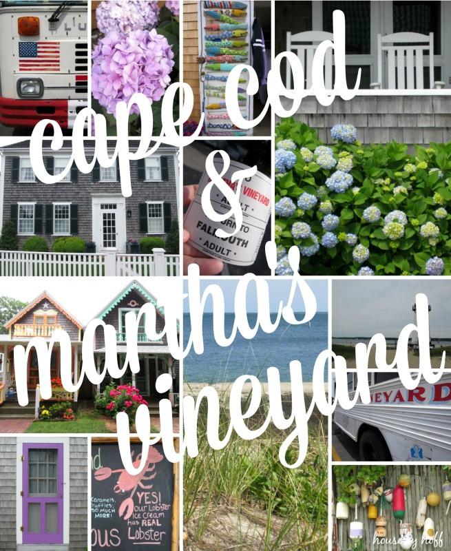 Cape Cod & Martha's Vineyard Trip - House by Hoff