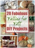 20 Fabulous Fall DIY Projects