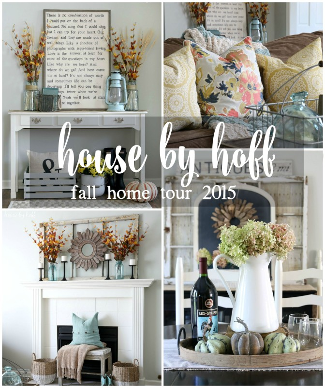 House by Hoff Fall Home Tour