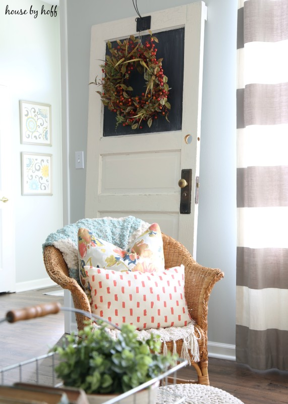 How to Upcycle an Old Door via House by Hoff