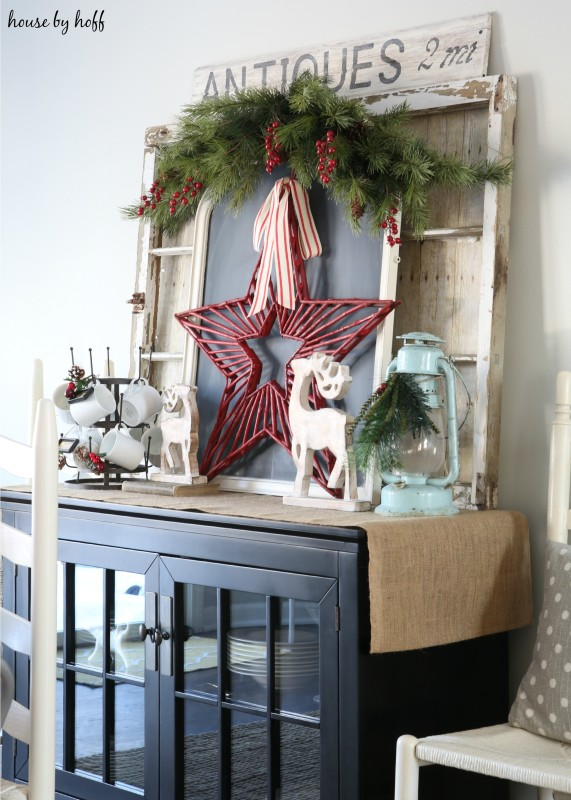Living At Home Weihnachten my home tour with country living house by hoff