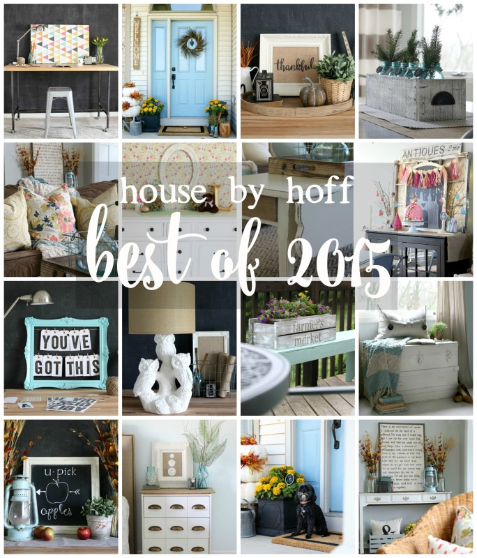 House by Hoff Best of 2015