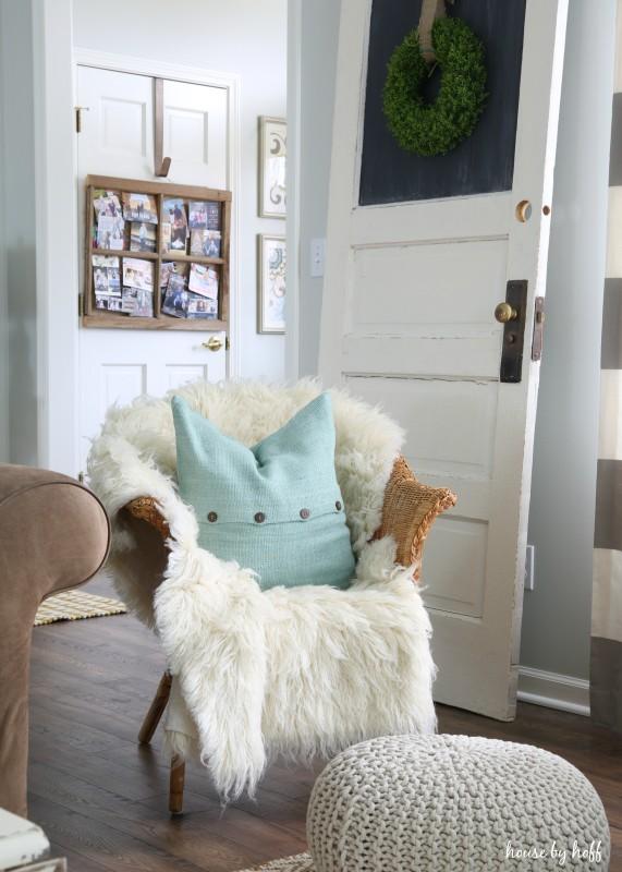 Cozy Winter Home via House by Hoff15