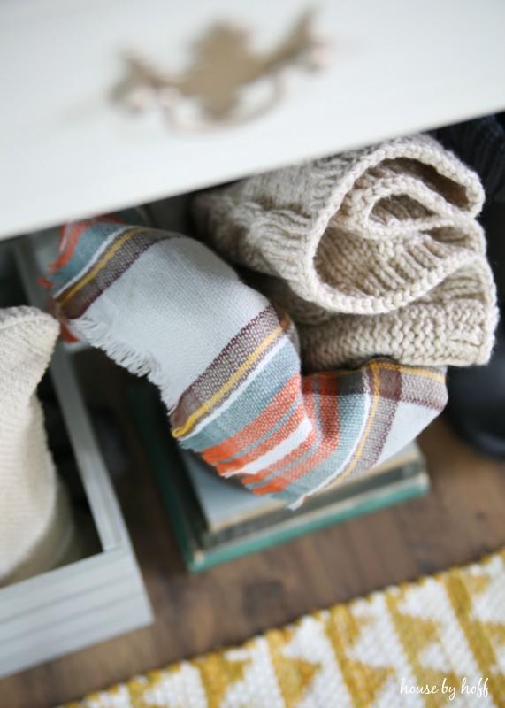 Cozy Winter Home via House by Hoff9