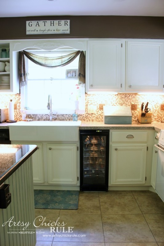 Kitchen-Makeover-AFTER-Sink-kitchen-Makeover-artychicksrule-600x900