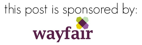 This Post is Sponsored by Wayfair