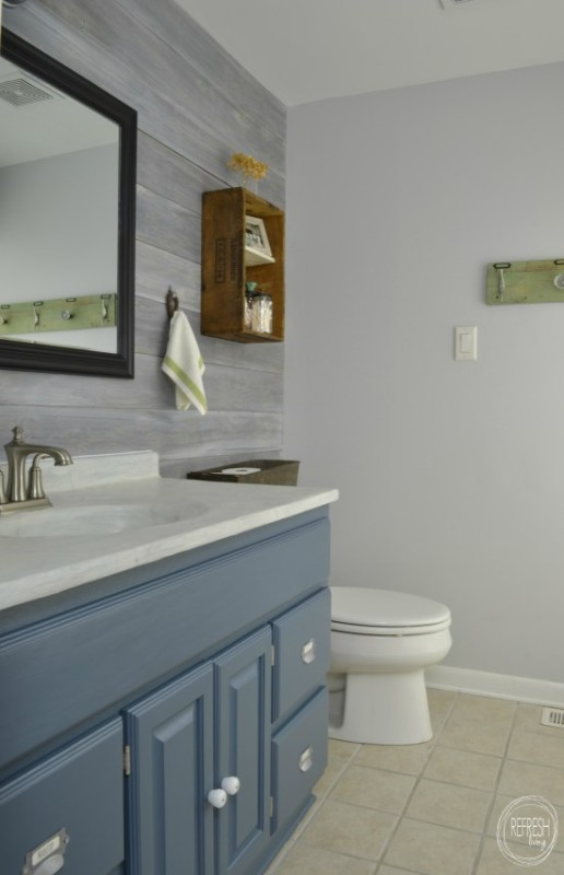 budget-bathroom-remodel-with-whitewash-plank-wall