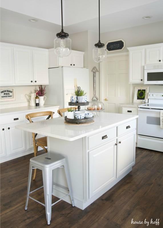 Modern Farmhouse Kitchen via House by Hoff-13.1