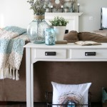 Console Table Makeover: Take 2