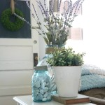 Spring Decorating: Bringing in Textures of Spring