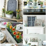 Opening the Vaults: 10 Pretty Spring Vignettes