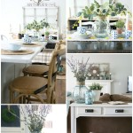Hello Spring!  My Spring 2016 Home Tour