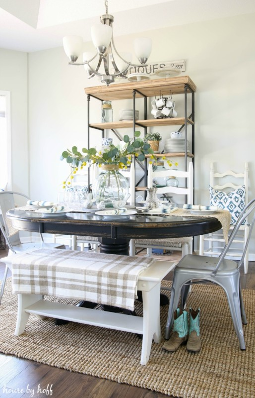 Spring Dining Room Refresh-15