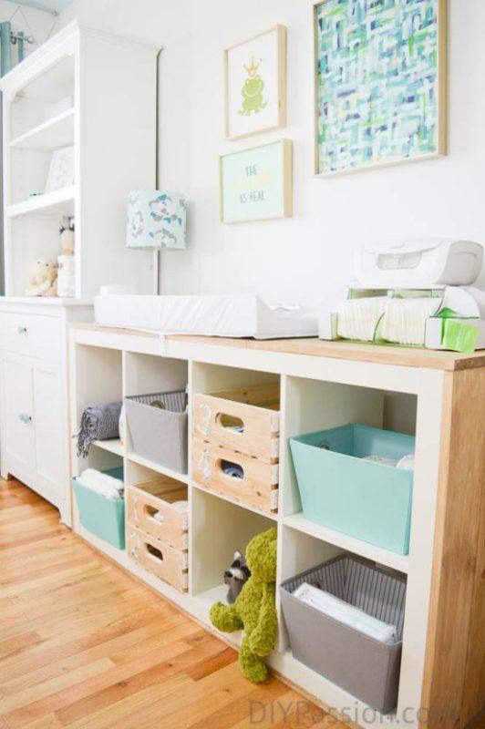 DIY-Fabric-Applique-Storage-Bins