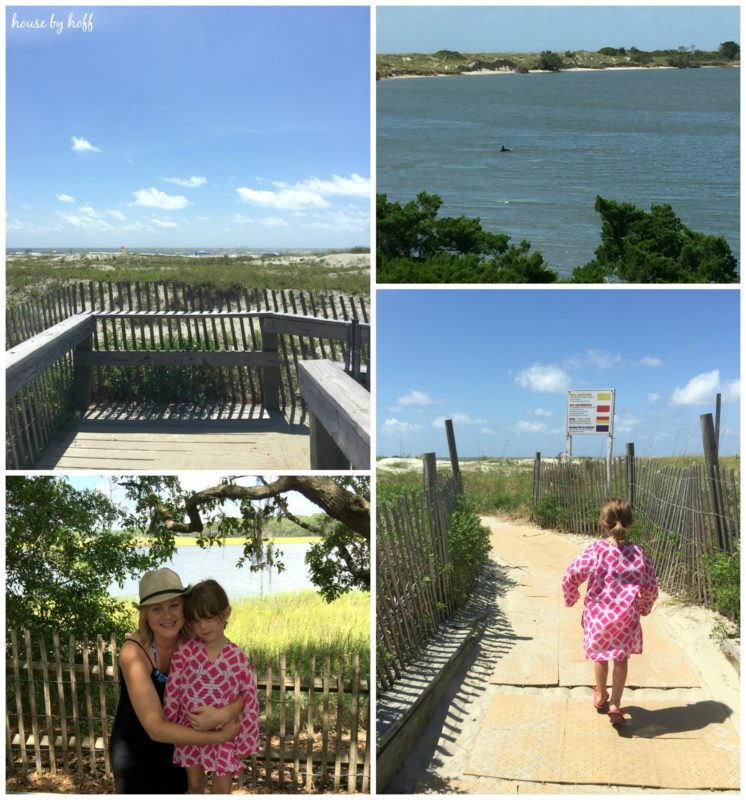 10 Things to Do in Kiawah Island, SC With Your Kids via House by Hoff