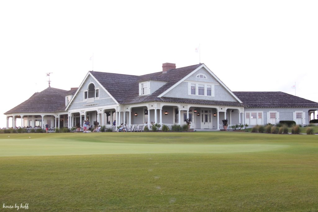 Ocean Course Clubhouse at Kiawah Island